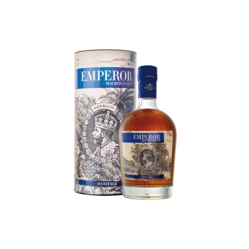 Rum Heritage Emperor  cl 70 VINOpoint.it