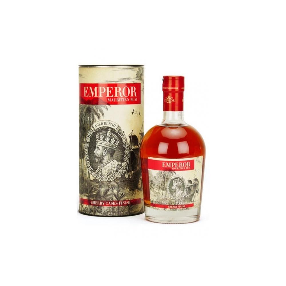 Rum Sherry Casks Finish Emperor cl 70 VINOpoint.it