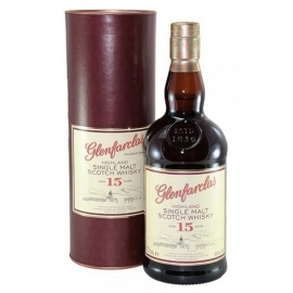 Scotch Whisky Single Highland Malt 15 Y.O. Glenfarclas  Cl 70 VINOpoint.it