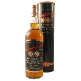 Scotch Whisky Cask Strenght Single Highland Malt 105 Glenfarclas  Cl 70 VINOpoint.it