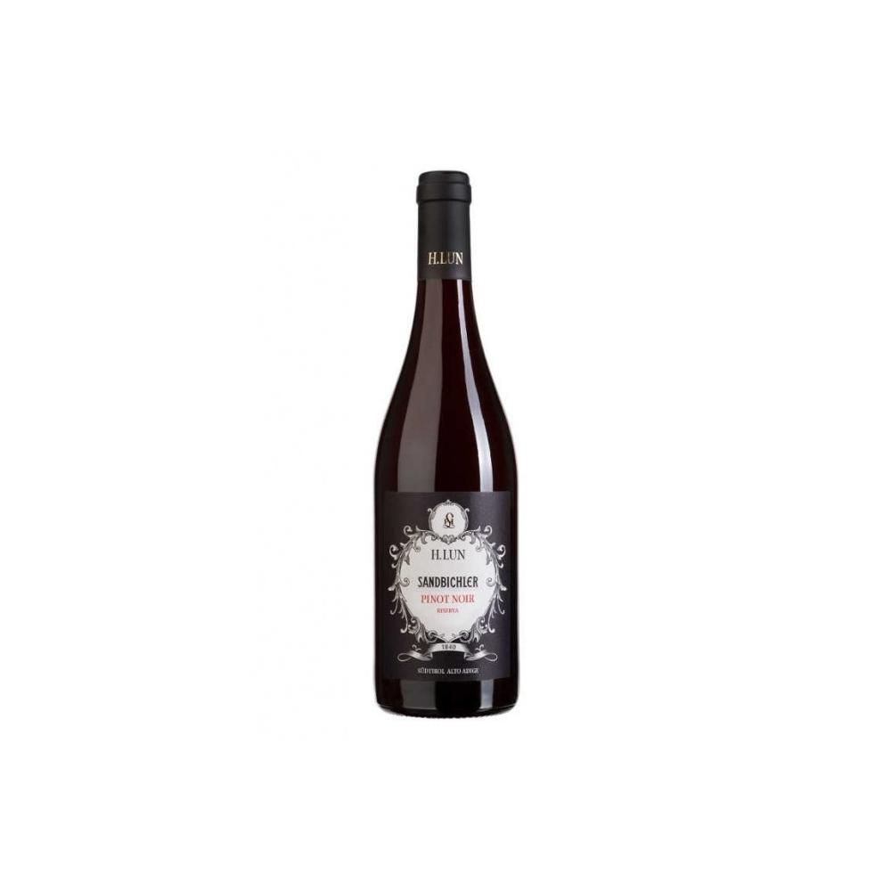 Pinot Nero Riserva Sandbichler H.Lun 2015 cl 75