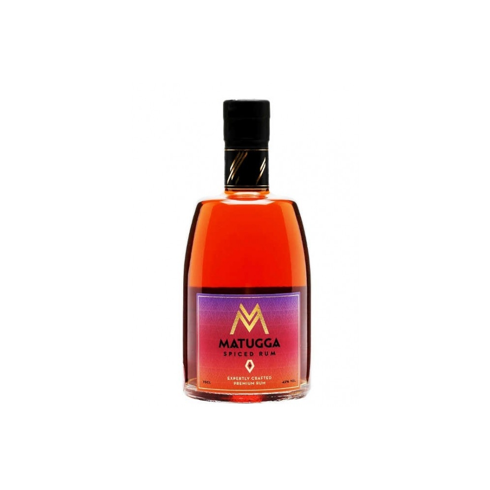 Rum Spiced Matugga  cl 70 VINOpoint.it