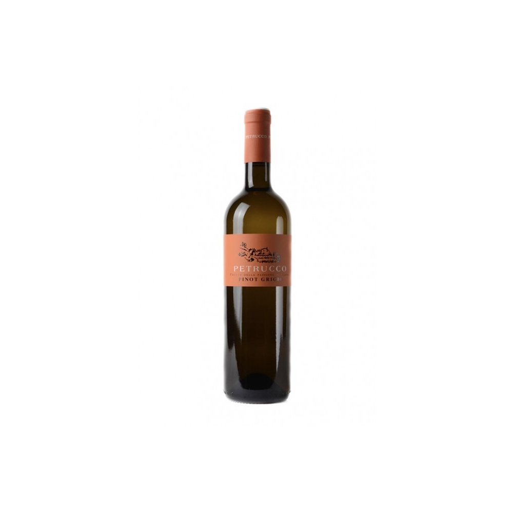 Pinot Grigio Petrucco 2018 cl 75 VINOpoint.it