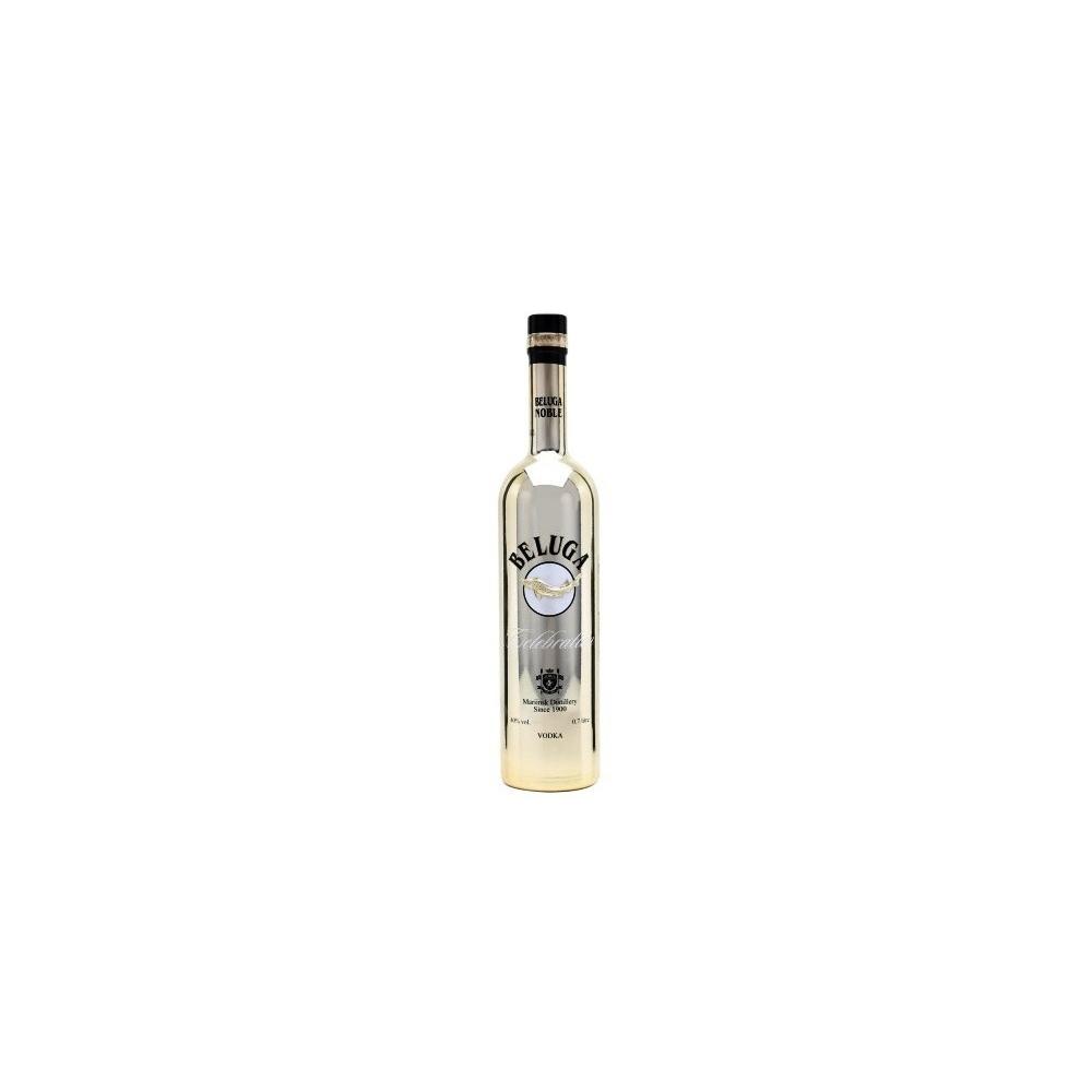 Noble Russian Vodka Jublee Beluga cl 70 VINOpoint.it