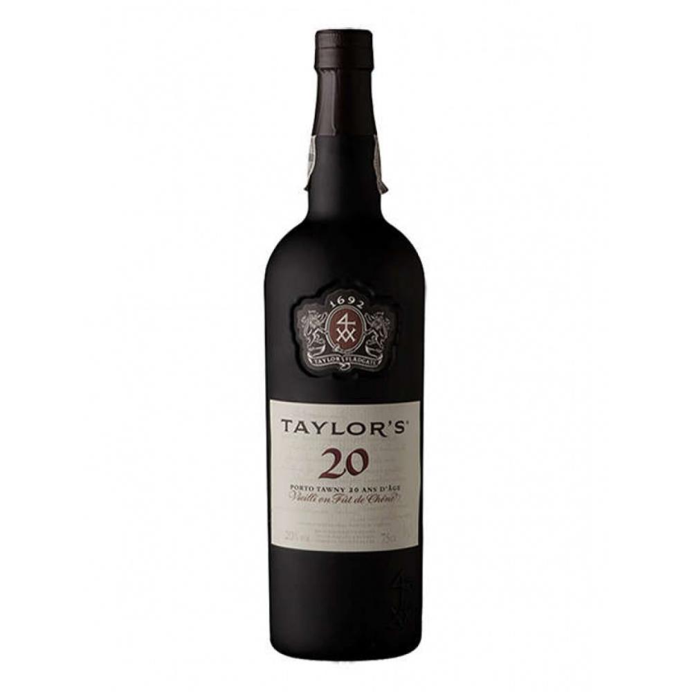 Porto 20 Anni Taylor's cl 75 VINOpoint.it