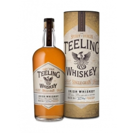Irish Whiskey Single Grain Teeling  cl 70 VINOpoint.it