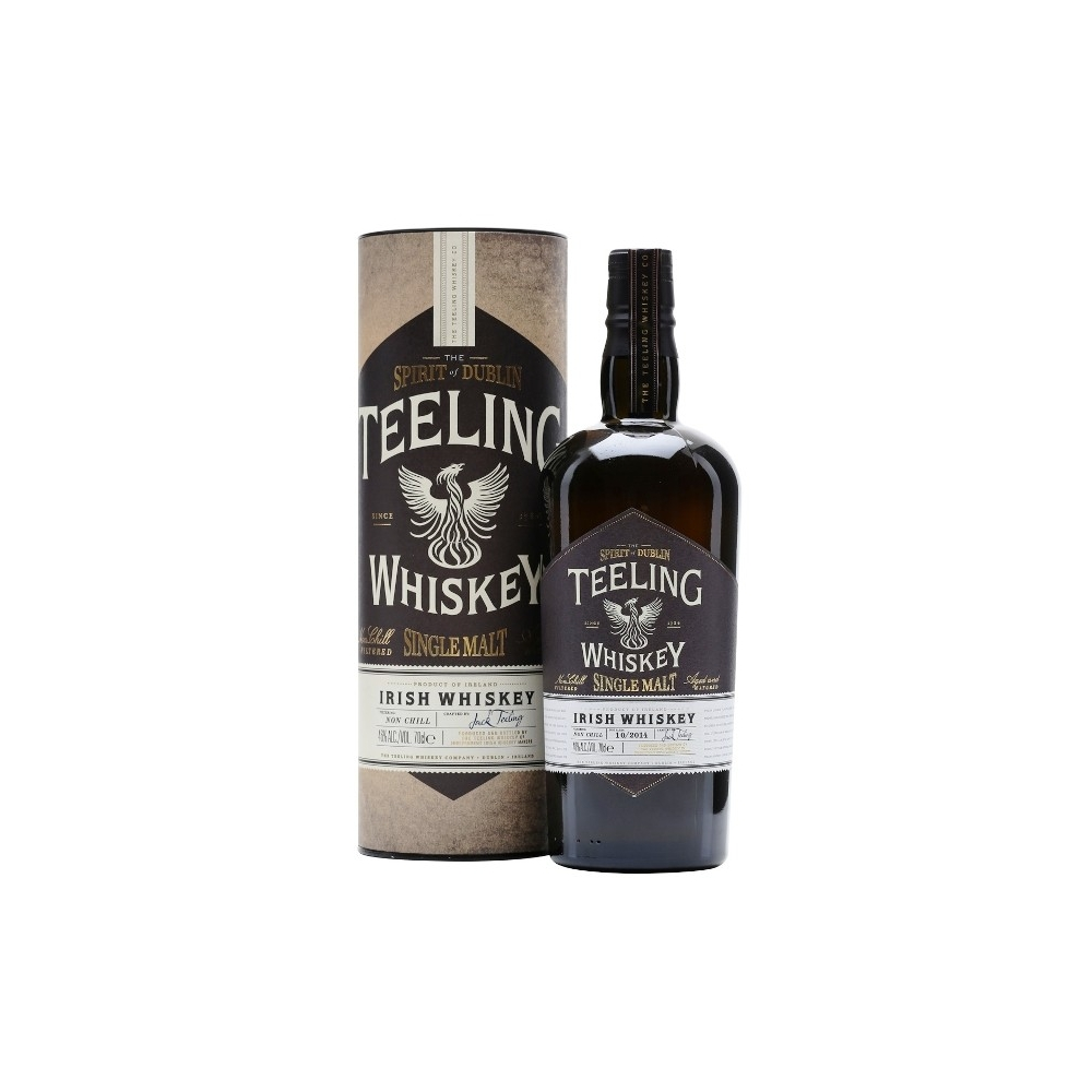 Single Malt Irish Whiskey Teeling  cl 70 VINOpoint