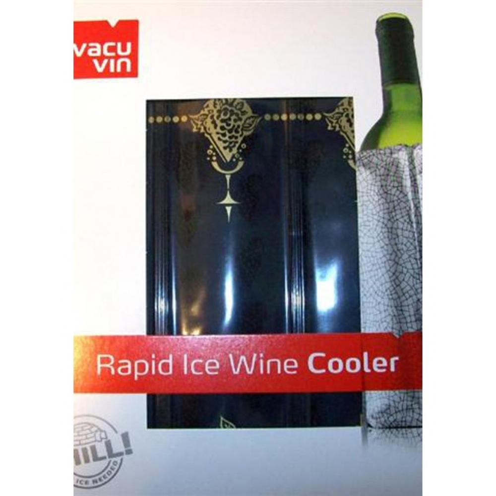 Rapid Ice Raffredda Bottiglia Vacuvin. VINOpoint.it