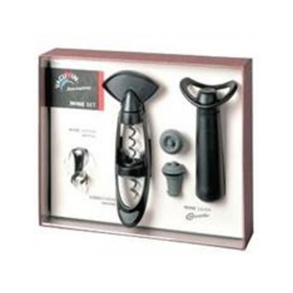 Set Regalo Wine Set Vacuvin VINOpoint.it