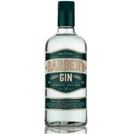 Barber's London Dry Gin  cl 70 VINOpoint.it
