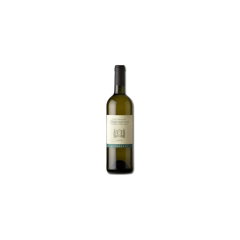 Montefalco Grechetto DOC Biologico 2017 Antonelli cl 75 VINOpoint.it