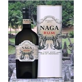 Naga Rum Indonesia cl70 VINOpoint.it