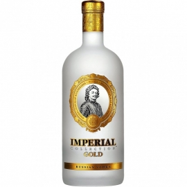 Russian Vodka Gold Super Premium Imperial cl 70 VINOpoint.it