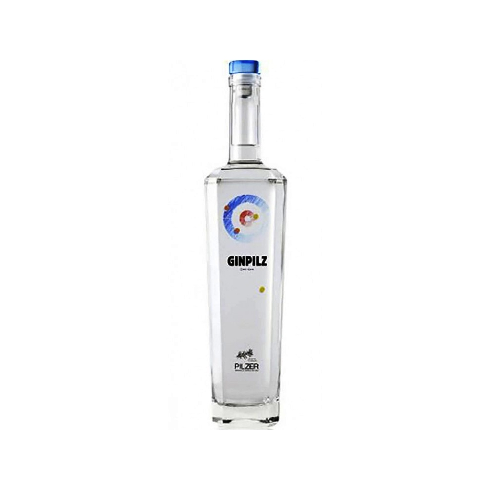 Dry Gin Ginpilz Pilzer cl 70 VINOpoint.it