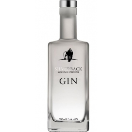 Silverback London Dry Gin cl 70 VINOpoint.it