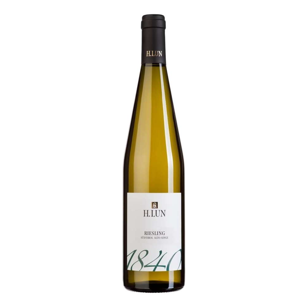 Riesling 1840 H.Lun 2017 cl 75 VINOpoint.it