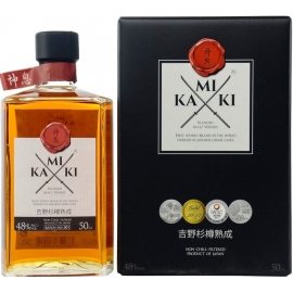 Kamiki Blended Malt Whisky Japan cl 50 VINOpoint.it