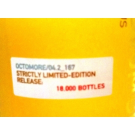 Islay Single Malt Scotch Whisky Octomore Comus Limited Edtion 04.2 PPM 167 VINOpoint.it