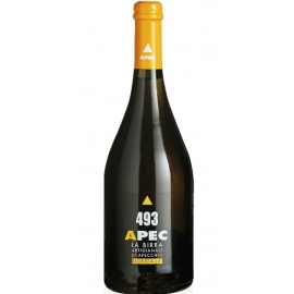 Birra Artigianale Bionda Apec 493 cl 75 VINOpoint.it