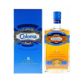 Rum 8 Anni Coloma  cl 70 VINOpoint.it