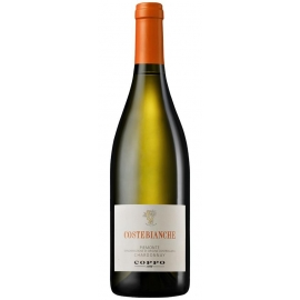 Piemonte DOC Chardonnay Costebianche 2018 Coppo cl 75 VINOpoint.it