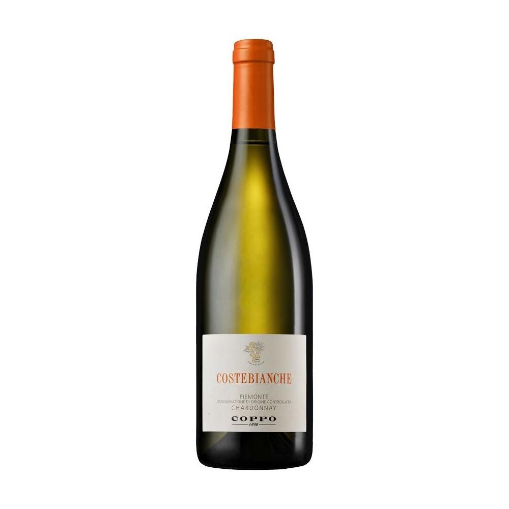 Piemonte DOC Chardonnay Costebianche 2018 Coppo cl 75 VINOpoint.it