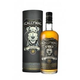 Scotch Whisky Speyside Blended Malt Scallywag Douglas Laing cl 70 VINOpoint.it