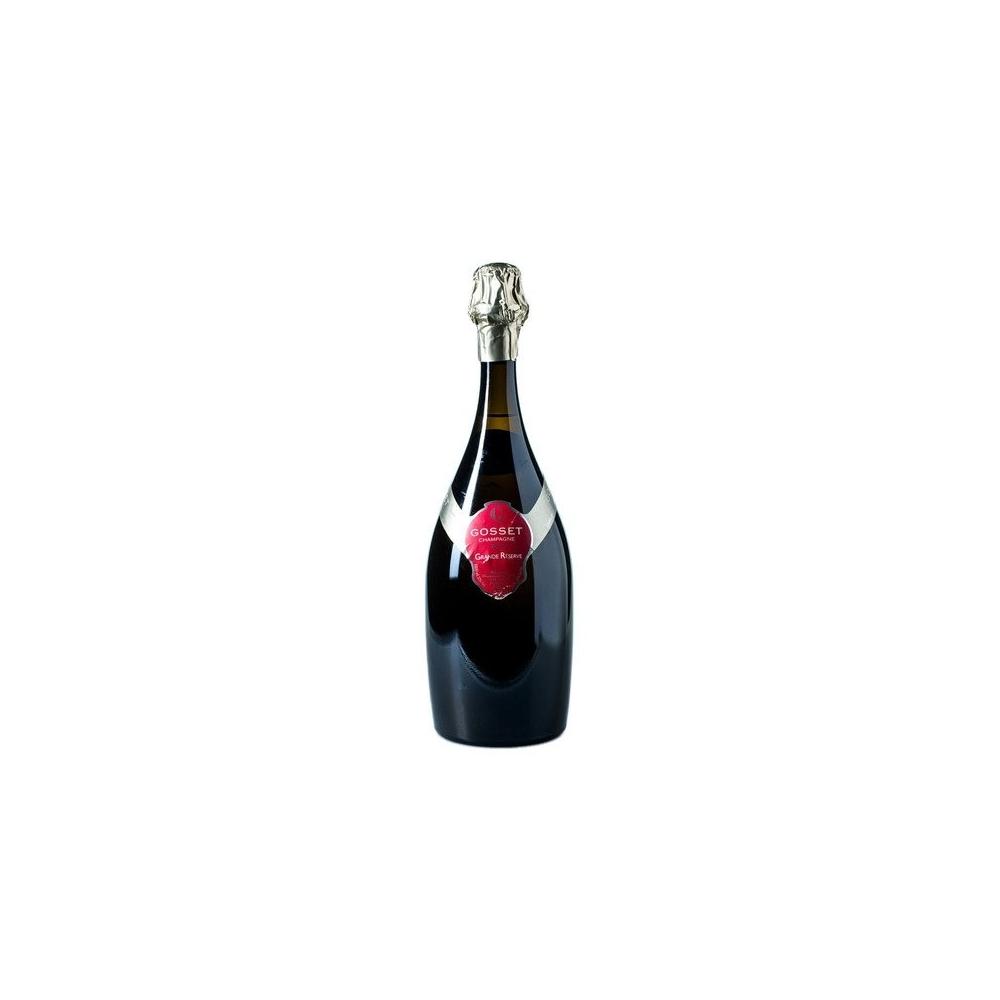 Champagne Grande Réserve Gosset cl 75 VINOpoint.it