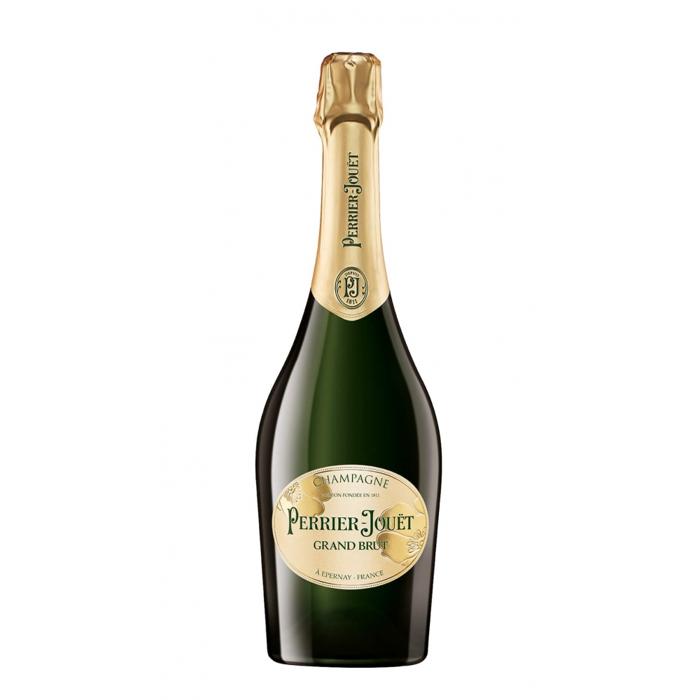 Champagne Grand Brut Perrier- Joüet cl 75 VINOpoint.it
