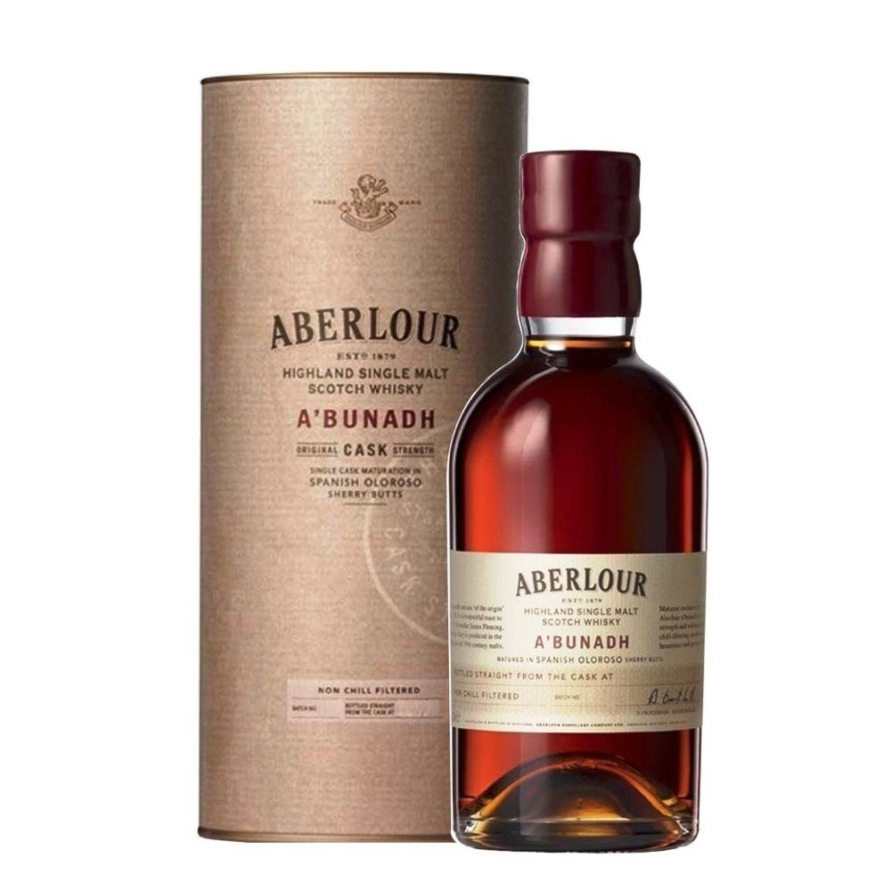 Aberlour A' Bunadh Highland Single Malt Scotch Whisky cl 70 VINOpoint.it