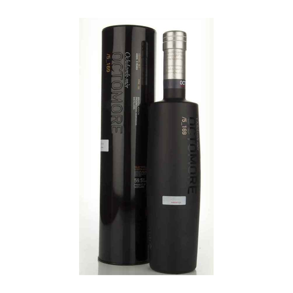 Islay Single Malt Scotch Whisky Octomore limited Edtion 04.1 PPM 167