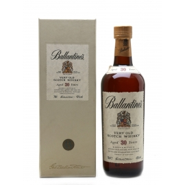 Very Old Scotch Whisky Aged 30 Years Ballantine's cl 70