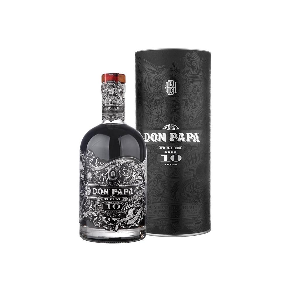 Rum Don Papa 10 Y.O. Filippine Astucciato cl 70 VINOpooint.it